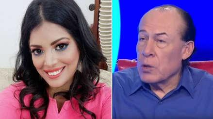 Enrique Espejo 'Yuca' demandó a Clara Seminara por difamación: