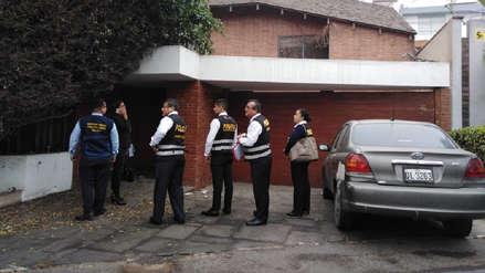 Hijo de Rodolfo Orellana fue detenido en casa incautada por la Fiscalía