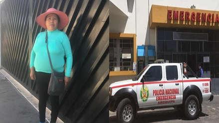 Abuela denunció que quemaron manos y pies de su nieto porque no vendió zanahorias