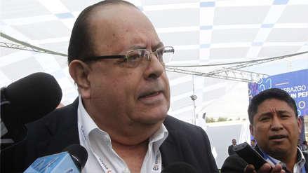 Julio Velarde: Posibles elecciones parlamentarias no afectarían inversión pública