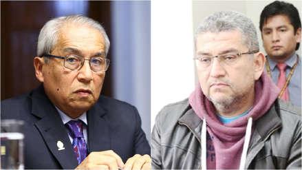 Pedro Chávarry no coincidió con Walter Ríos en casa de César Hinostroza, según su abogado