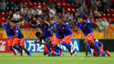 Mundial Sub 20: Colombia y Ecuador clasificaron a los cuartos de final de la competencia