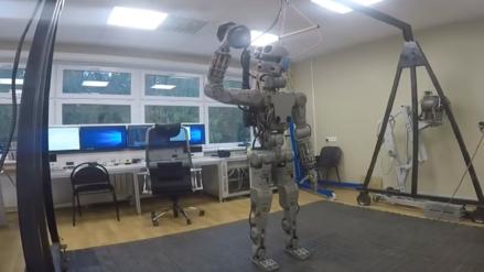 Un robot humanoide llegará a la Estación Espacial Internacional en agosto