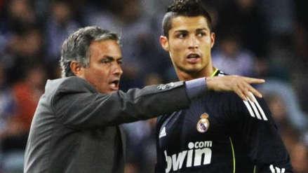 Cristiano Ronaldo: Mourinho lo dejó fuera del equipo ideal de la Champions e incluyó a este jugador