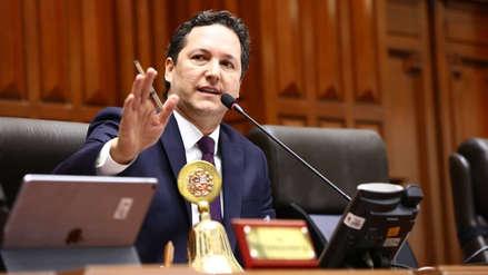 Salaverry: Fuerza Popular y el Apra no permitieron que Chávarry sea citado al Congreso