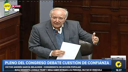 García Belaunde: