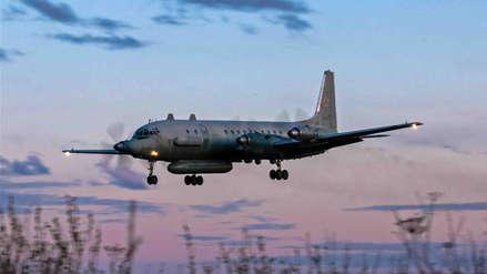 Desaparece un avión militar con 13 personas a bordo en la India