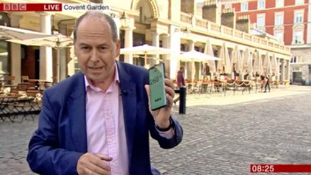 La BBC prueba el internet 5G y se queda sin datos de inmediato