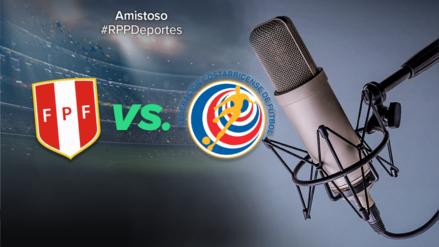 Perú vs. Costa Rica: RPP Noticias transmitió partido amistoso previo a la Copa América 2019