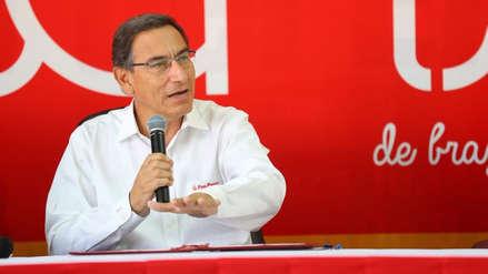 Martín Vizcarra: Queremos reformas