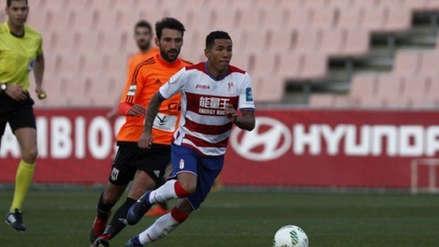 Equipo de Sergio Peña ascendió a Primera División de España