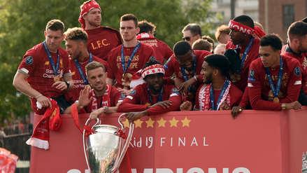 Liverpool anunció la salida de dos jugadores tras obtener el título de Champions League
