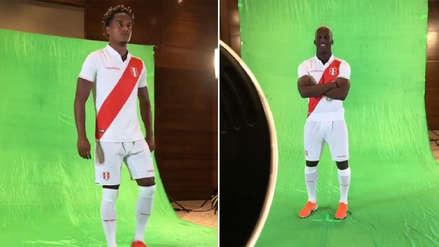 Selección Peruana: el divertido detrás de cámara de los jugadores con la nueva camiseta