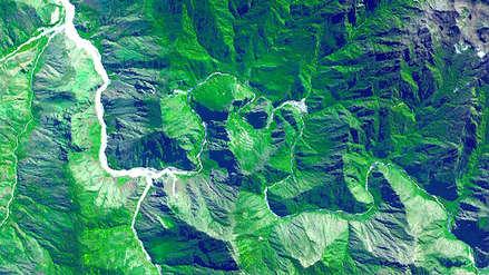 30 fotos del Perú desde el espacio tomadas por la NASA a través de los años
