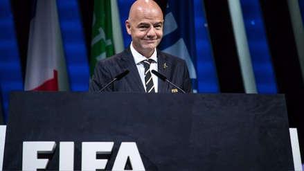FIFA: Gianni Infantino fue reelegido hasta 2023 como presidente