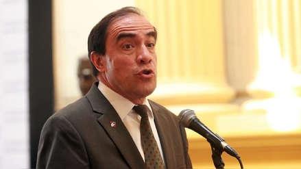 Yonhy Lescano sobre cuestión de confianza al Gobierno: