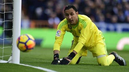 Real Madrid: Keylor Navas se encuentra en la mira de este grande de Europa, afirma medio español