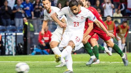 Portugal vs. Suiza: Ricardo Rodríguez anotó polémico penal tras decisión del VAR