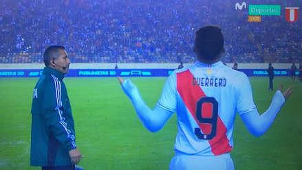 Perú vs. Costa Rica | Paolo Guerrero volvió a ponerse la blanquirroja