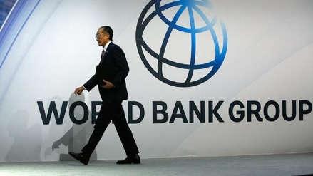Banco Mundial mantuvo en 3.8% la expectativa de crecimiento de Perú
