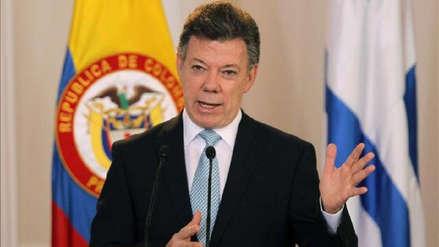 Congreso colombiano abrió indagación preliminar al expresidente Santos por caso Odebrecht