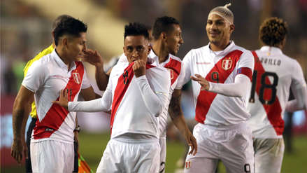 Con golazo de Christian Cueva, Perú derrotó 1-0 a Costa Rica en el Monumental