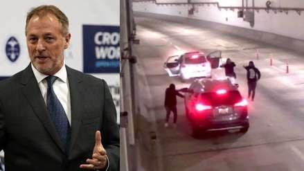 """Muñoz sobre robo en túnel de Línea Amarilla: """"Hay responsabilidad respecto a lo que debió hacerse"""""""