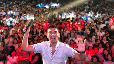 Grupo 5: Christian Yaipén anuncia gira nacional junto con el reconocido productor Alberto Barros