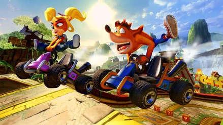 ¡Ya llega! Crash Team Racing Nitro Fueled revela su tráiler de lanzamiento