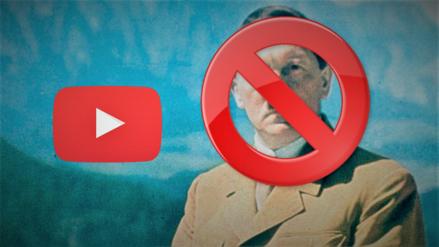 YouTube: Docentes ingleses denuncian que no pueden subir vídeos de Hitler para sus clases de historia