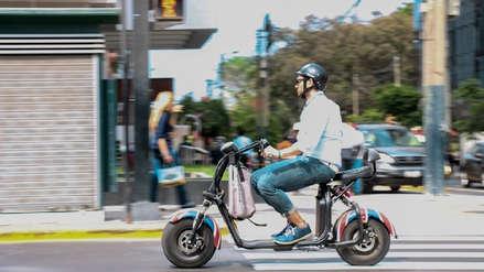 MTC: Bicimotos y motocicletas deben contar con SOAT y placa de rodaje