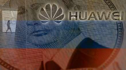 Rusia le extiende la mano a Huawei y le encarga la red 5G de su mayor operador móvil