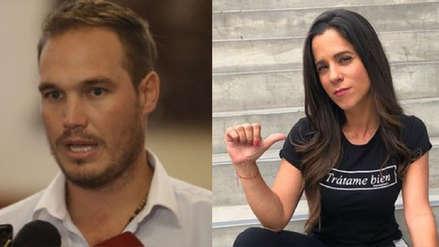Vanessa Terkes | George Forsyth se pronunció tras audiencia por denuncia de violencia familiar