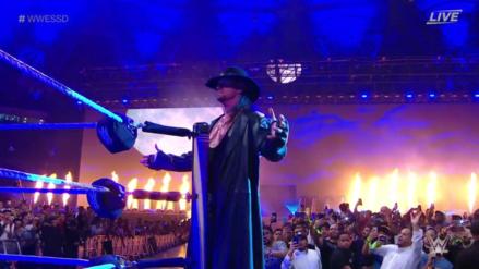 ¡Se acabó! The Undertaker derrotó a Goldberg en Arabia Saudita
