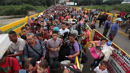 Los venezolanos que abandonaron su país por la crisis superan los 4 millones