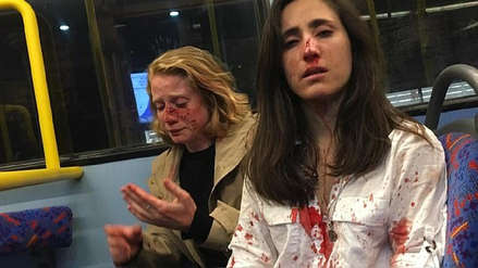 Londres: Una pareja de lesbianas fue brutalmente agredida dentro de un autobús