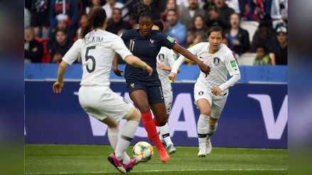 Arrancó el Mundial de Fútbol Femenino 2019 en Francia