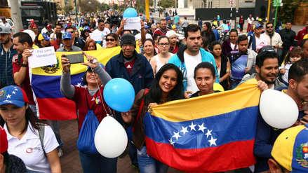 ¿Cuántos venezolanos trabajan en empresas formales en el Perú?