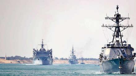 Buques de guerra de Estados Unidos y Rusia casi chocan en el mar de China [video]