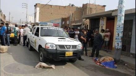Florencia de Mora, en Trujillo, es el distrito más peligroso del país, según el Ministerio del Interior