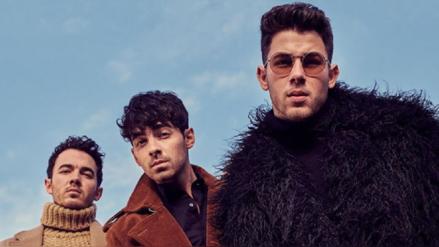 """""""Happiness Begins"""", el nuevo álbum de los Jonas Brothers"""