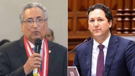 Medida cautelar presentada por Daniel Salaverry podría detener el proceso que sigue la Comisión de Ética