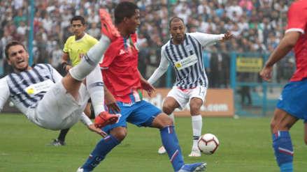 Las mejores imágenes del empate entre Alianza Lima y Unión Comercio en el Estadio Alberto Gallardo