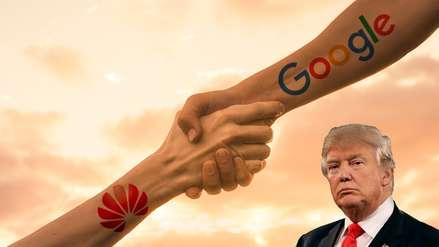 Reporte | Google está presionando al gobierno de Trump para que Android vuelva a Huawei