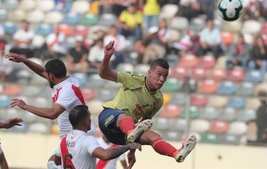 Perú vs. Colombia EN VIVO: la bicolor empata 0-0 en amistoso disputado en el Monumental