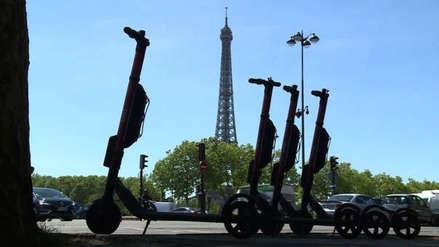 Los accidentes provocados por scooters eléctricos desatan caos y furia en París
