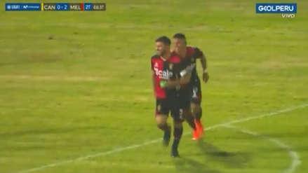 ¡Otro golazo en el Callao! Bernardo Cuesta puso el 3-1 ante Cantolao con magnífica jugada