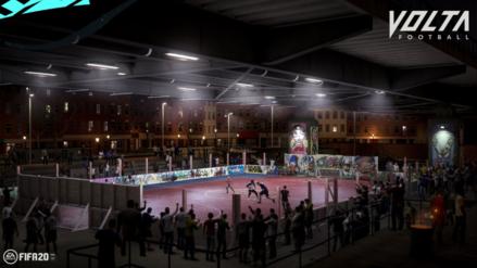 FIFA 20   Podrás jugar con equipos como Real Madrid en modo callejero