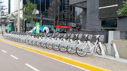 San Isidro inició periodo de prueba del servicio público de bicicletas