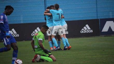 Sporting Cristal ganó 3-1 a Deportivo Binacional por la fecha 17 de la Liga 1 Movistar